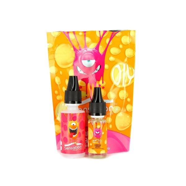 Aroma Orange Candy Sensation Malaysian 10ml