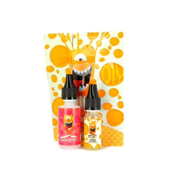 Aroma Orange Ice Cream Sensation Malaysian 10ml