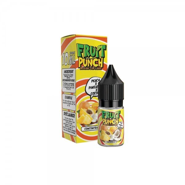 Aroma Pineapple Coconut Peach 10ml Fruit...