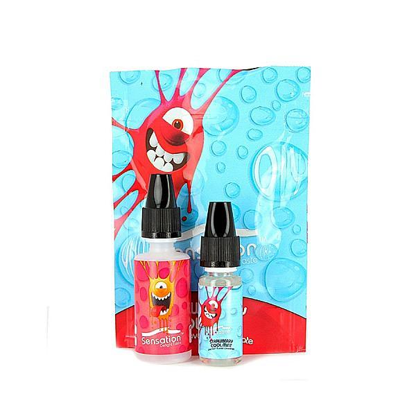 Aroma Strawberry Cool Mint Sensation Malaysian 10ml