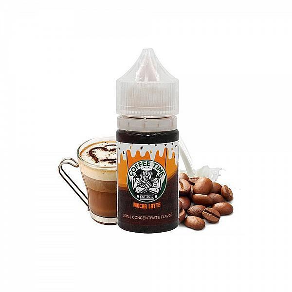 Aroma Coffee Time - Mocha Latte 30ml