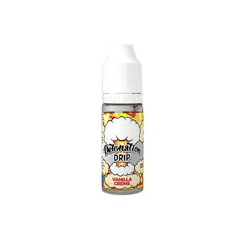 Aroma Detonation Drip Vanilla Creme 10ml