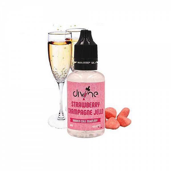 Aroma Divine - Strawberry Cham...