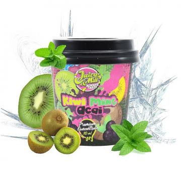 Aroma Juicy Mill - Kiwi Mint Acai 10ml