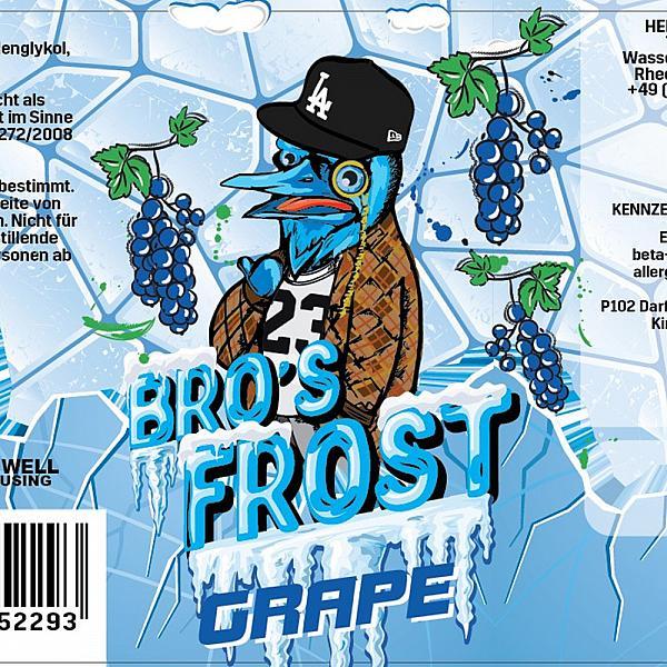 Arome The Bro's - Frost Grape 20ml