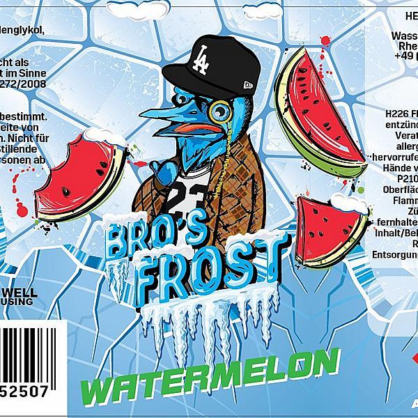 Arome The Bro's - Frost Watermelon 20ml