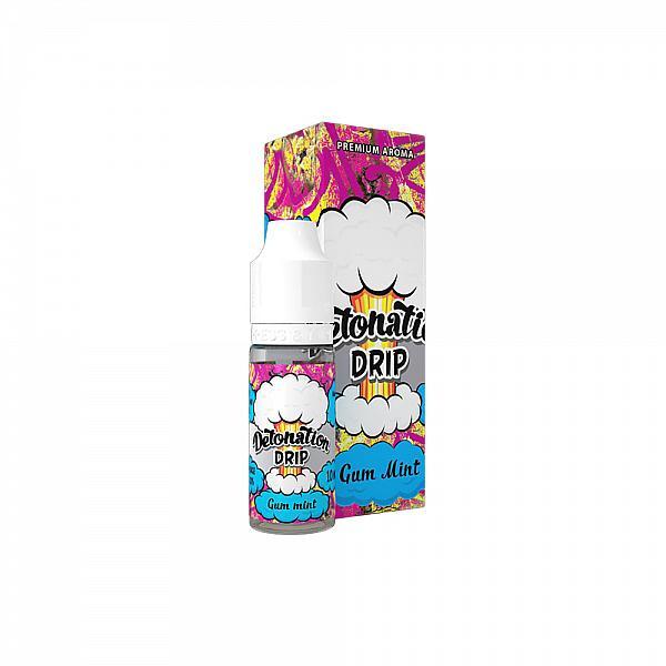 Aroma Detonation Drip Gum Mint 10ml