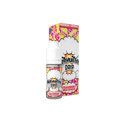 Aroma Detonation Drip Strawberry Milk 10ml