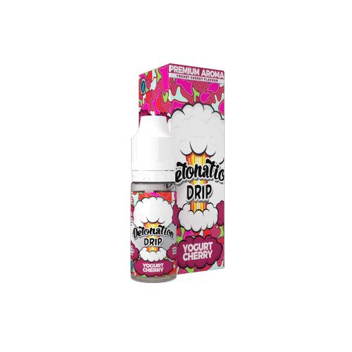 Aroma Detonation Drip Yogurt Cherry 10ml