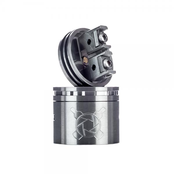 Atomizor Asmodus X Vapeporn Vault RDA 24mm - Black