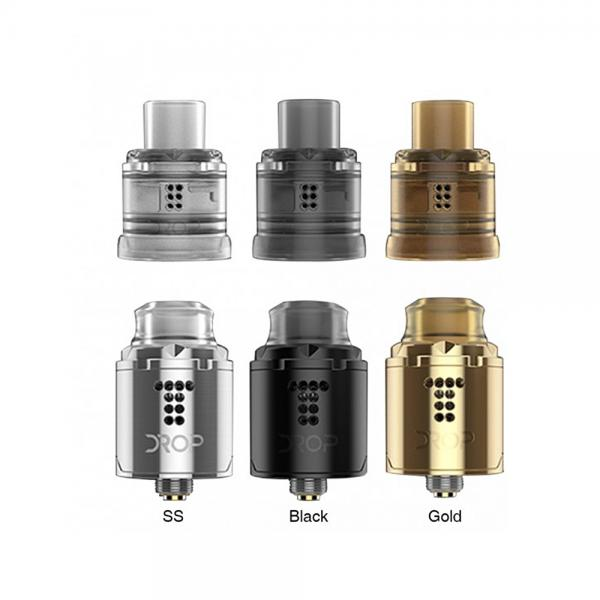Atomizor Drop Solo RDA - Gold