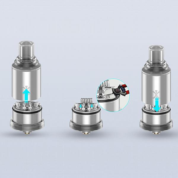 Atomizor Etna MTL RDA Digiflavor - Gunmetal