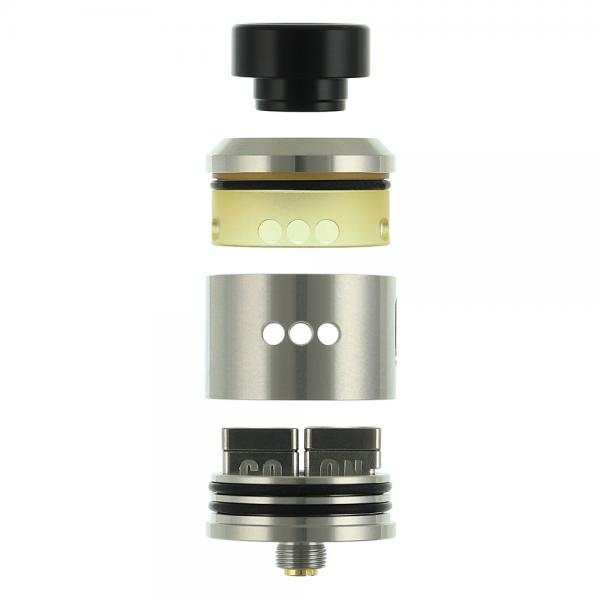 Atomizor Goon RDA 25mm by 528 Custom Vapes - Black