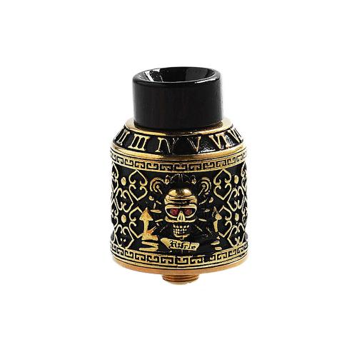 Atomizor Pirate King RDA Riscle - Gold