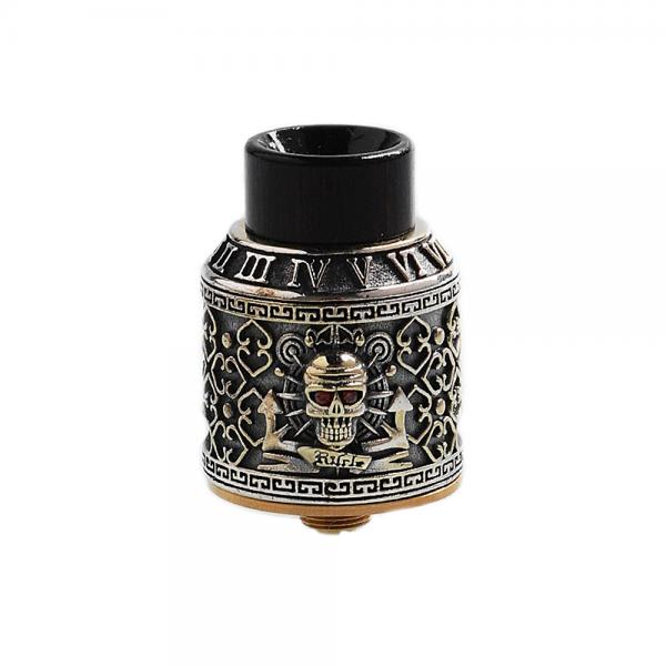 Atomizor Pirate King RDA Riscle - Silver