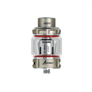 Atomizor Avenger Subohm Tank by IJoy - Matte Champagne