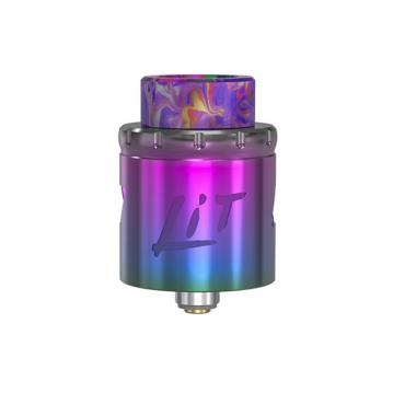 Atomizor Lit RDA by Vandy Vape - Rainbow