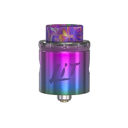 Atomizor Lit RDA by Vandy Vape - Rainbow