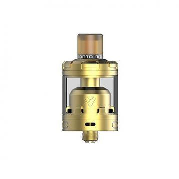 Atomizor Manta MTL RTA by Advken - Golden