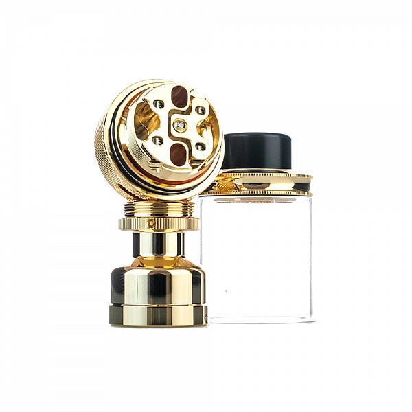 Atomizor Petri RTA 24mm - Clona - Gold