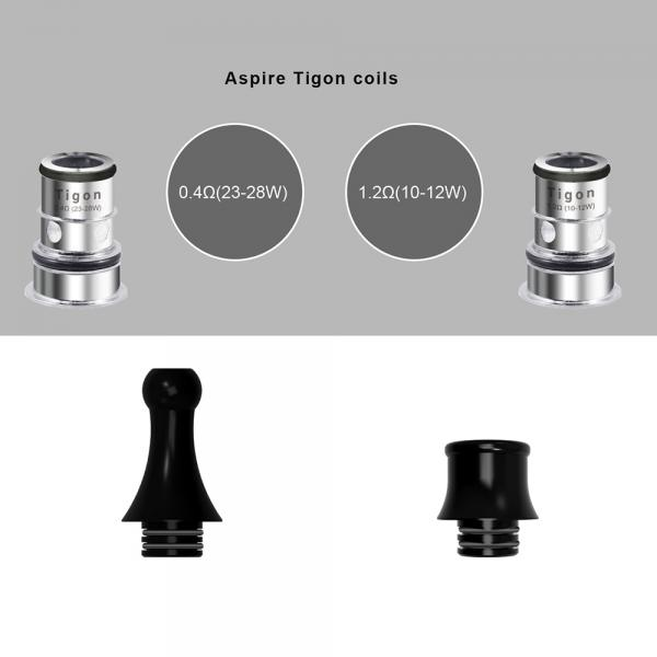 Atomizor Aspire Tigon - Black