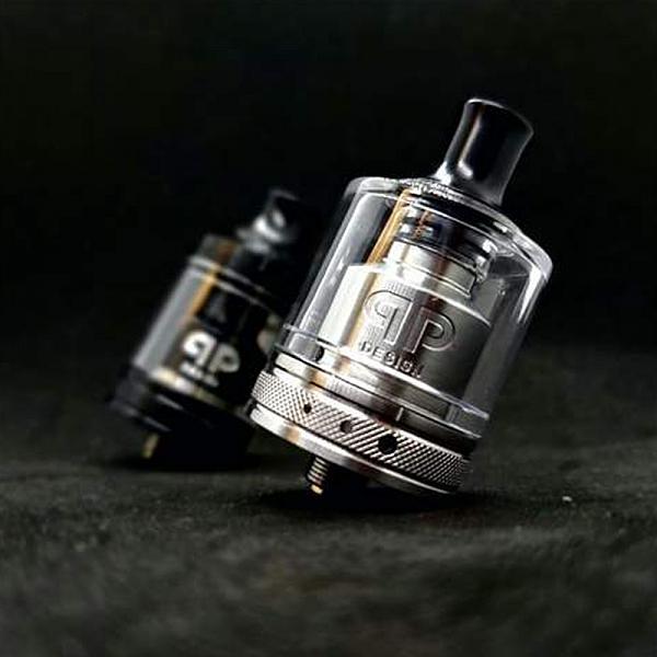 Atomizor Gata RTA QP Design - Black