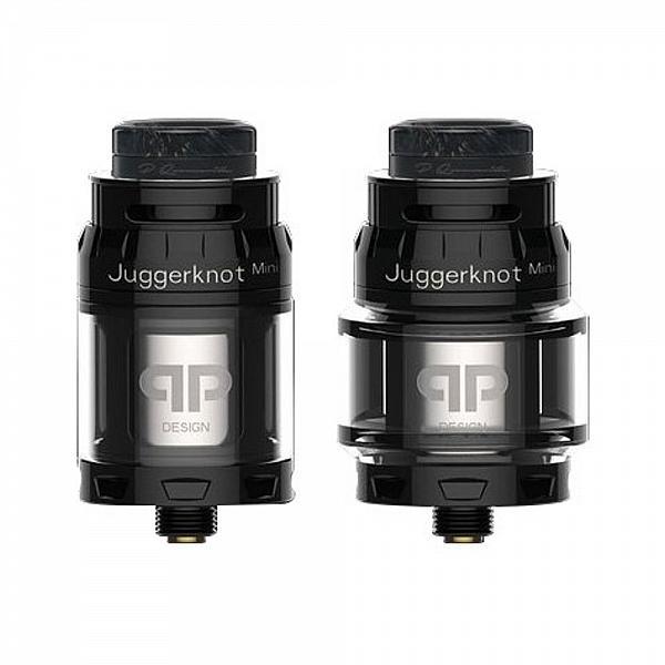 Atomizor JuggerKnot Mini RTA QP Design - Black
