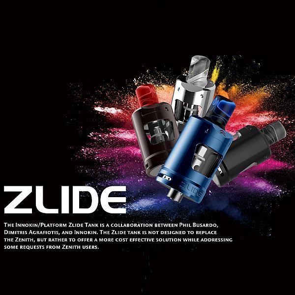 Atomizor Zlide Innokin - Black