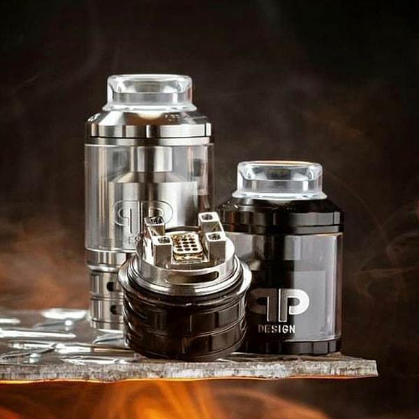 Atomizor Fatality M25 RTA Qp Design - SS