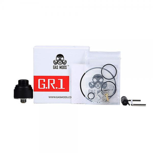 Atomizor G.R.1 BF RDA by Gas Mods - Black