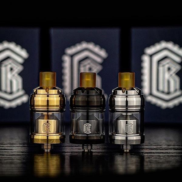 Atomizor Reload MTL RTA - Reload Vapor - Gold