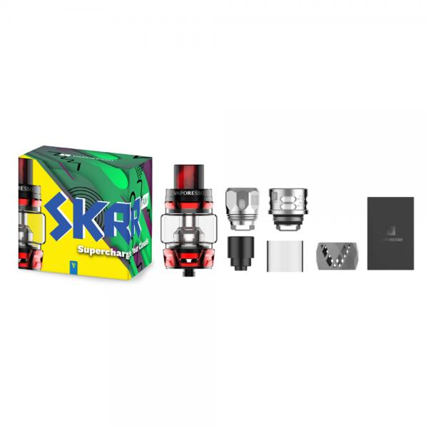 Atomizor SKRR 8ml Vaporesso - Red