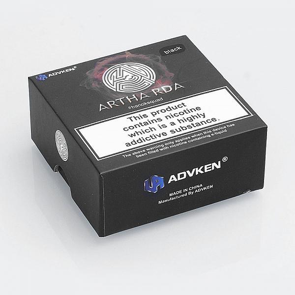 Atomzior Artha BF RDA 24mm