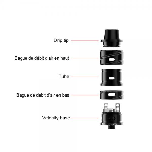 Atomizor Mini Cyclon RDA