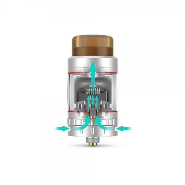 Atomizor Pharaoh Mini Rta Black
