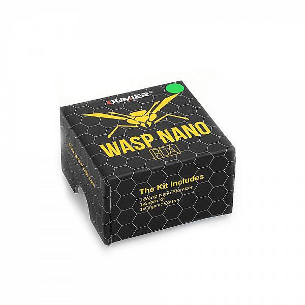 Atomizor Wasp Nano RDA Resin