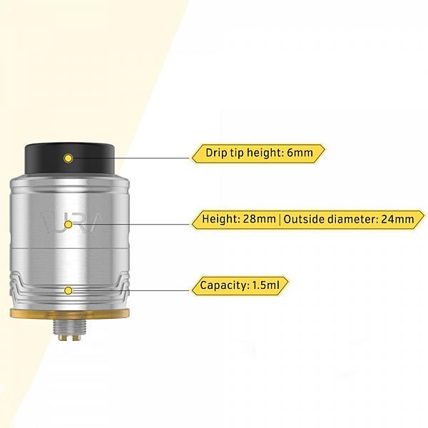 Atomizor Aura RDA