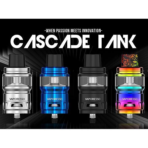 Atomizor Cascade Tank