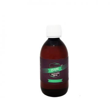 300ml Baza 2Vape VG(60%) / PG(40%) 0 mg