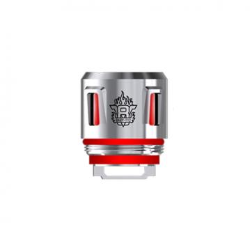 Capsula TFV8 Baby - T12 - 0.15ohm - Light Edition - Red