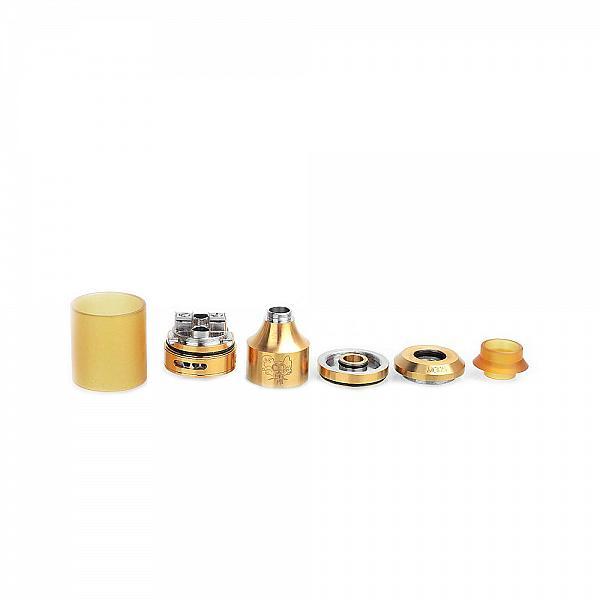 Atomizor Sherman V3 RTA ( clona ) Gold