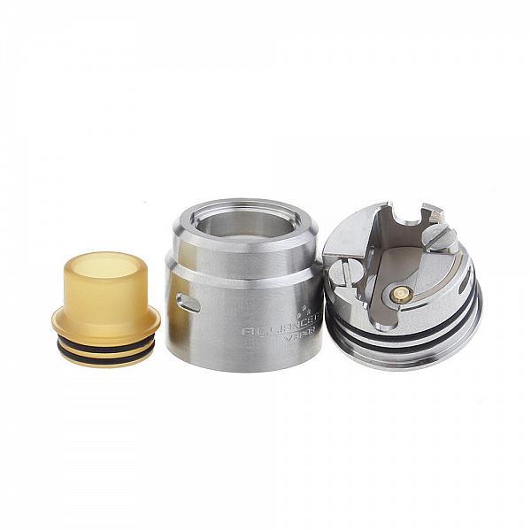 Atomizor The Flave RDA 22mm ( clona ) Silver