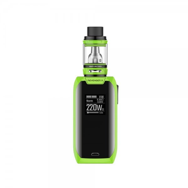 Kit Revenger X Vaporesso 5ml - Green