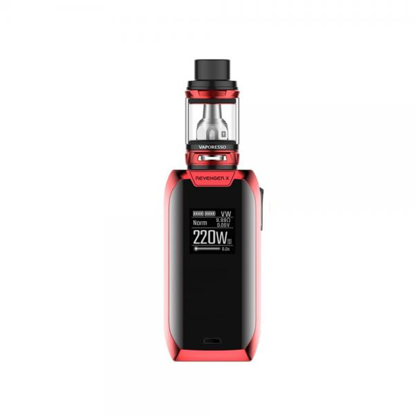 Kit Revenger X Vaporesso 5ml - Red