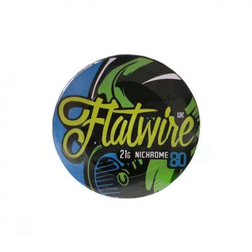 Rola FlatwireUK Flat Ni80 21G