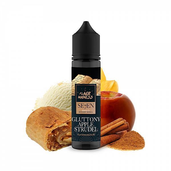 Lichid Flavor Madness Gluttony Apple Str...