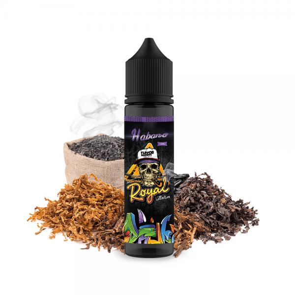 Lichid Flavor Madness Royal Habano 40ml