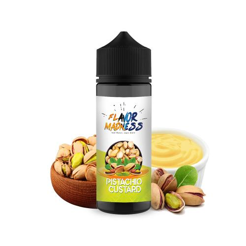 Lichid Flavor Madness Pistachio Custard 100 ml