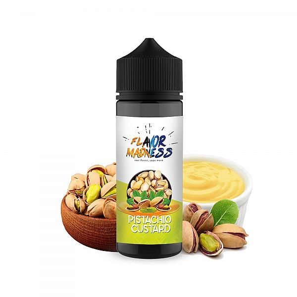 Lichid Flavor Madness Pistachio Custard ...