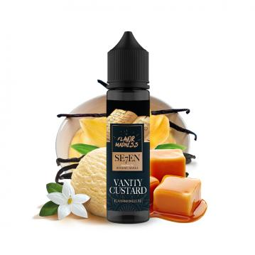 Lichid Flavor Madness Vanity Custard 30ml